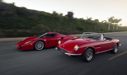 Rent a Ferrari for a Tour Experience in Italy