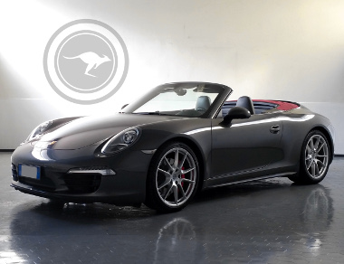 Porsche 911 Carrera 991 4S Cabrio for rent, find out