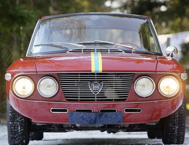 Lancia Fulvia 1.3 S Rallye for rent, find out more