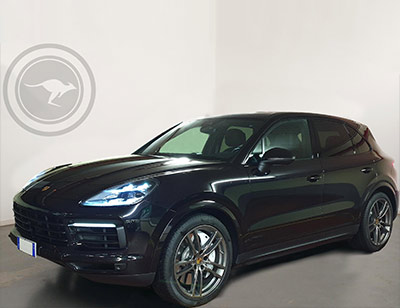 Porsche Cayenne S Turbo to hire in Italy, find out