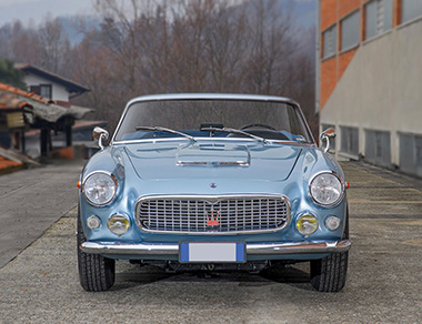 Maserati 3500 GT Vignale Spider for rent, find out more