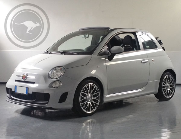 Abarth 500 595 C Cabrio MTA Record Monza for rent, find out