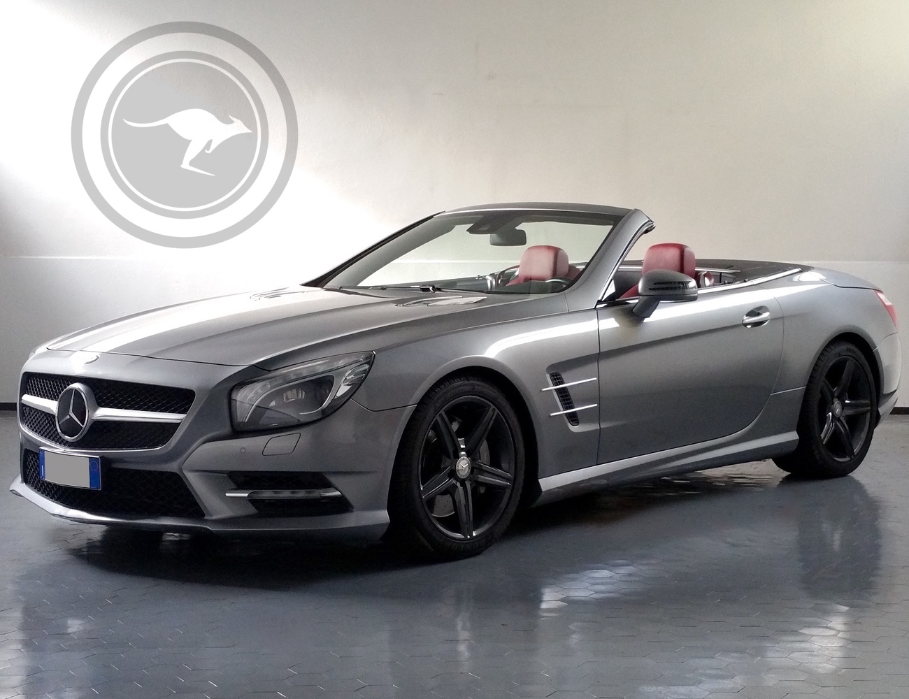 Mercedes-Benz SL AMG Edition Cabrio for rent, find out