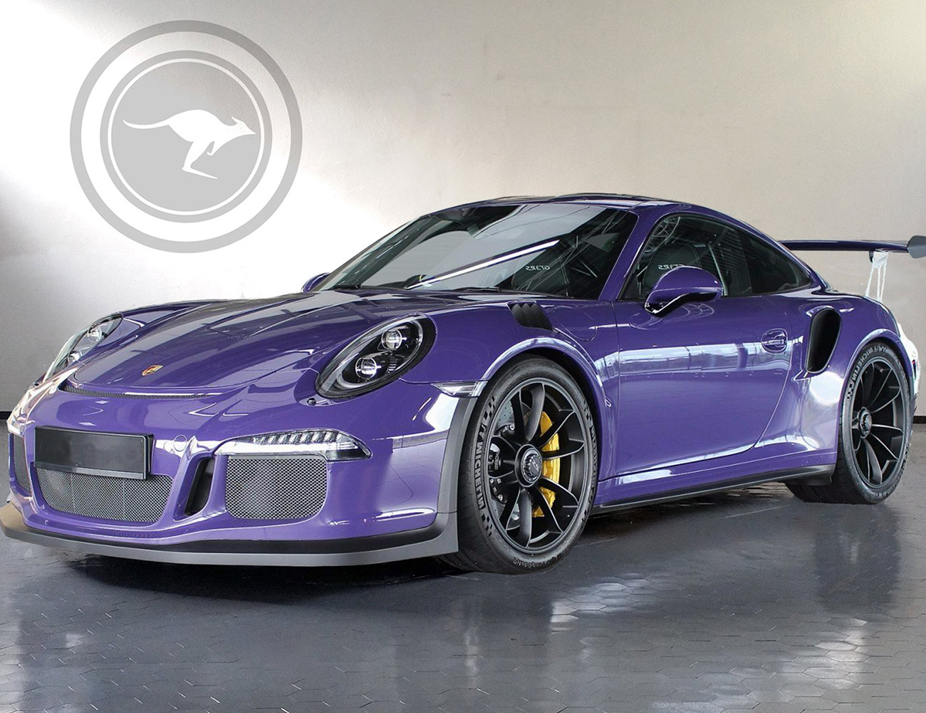 Porsche 991 GT3 for rent, find out