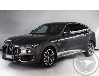 Maserati Levante AWD to hire in Italy, find out