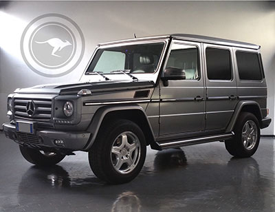 Mercedes-Benz G Wagon SW Long to hire in Italy, find out