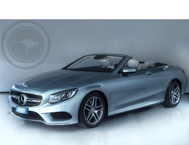 Mercedes-Benz S500 Cabrio for rent, find out