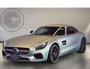 Mercedes-Benz AMG GT Coupé for rent, find out