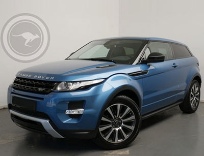 Land Rover Range Rover Evoque to hire in Italy, find out