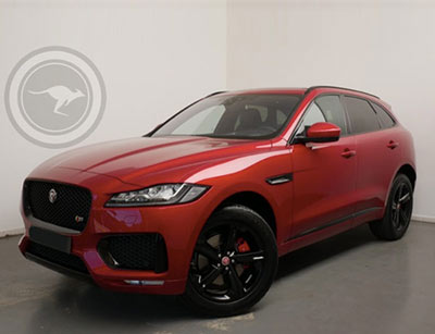 Jaguar F-Pace to hire in Italy, find out