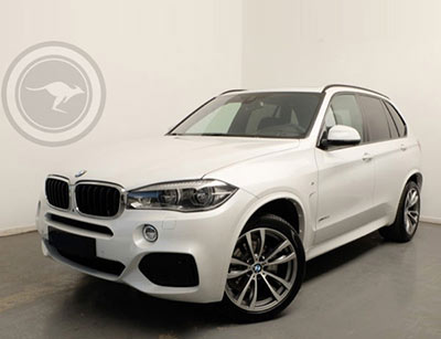 BMW X5 to hire in Italy, find out
