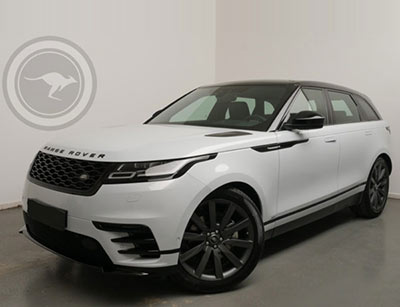 Land Rover Range Rover Velar to hire in Italy, find out