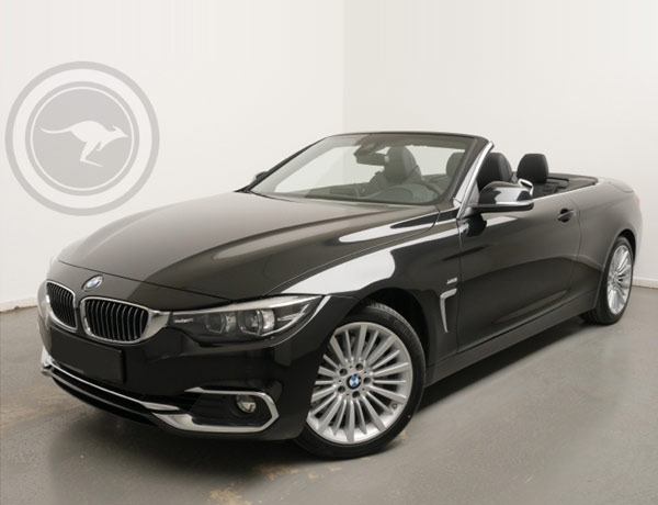BMW 4 Cabrio for rent, find out