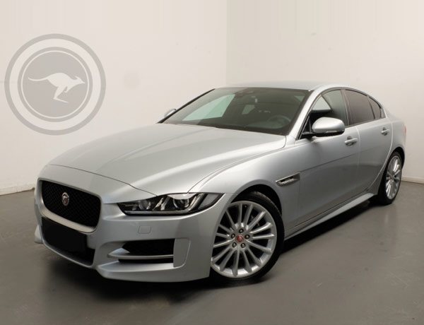 Jaguar XE for rent, find out