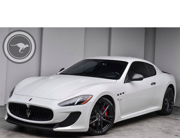 Maserati MC Stradale Limited Edition for rent, find out