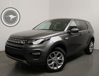 LAND ROVER DISCOVERY SPORT - 7 Seater to hire in Italy, find out