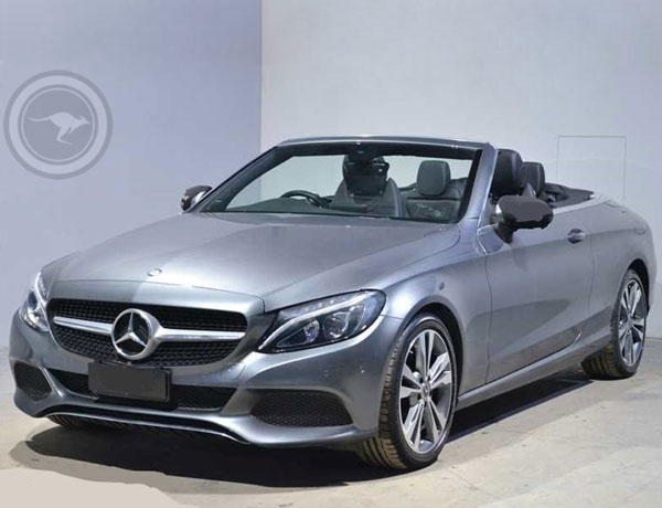 Mercedes-Benz C Class Cabriolet for rent, find out