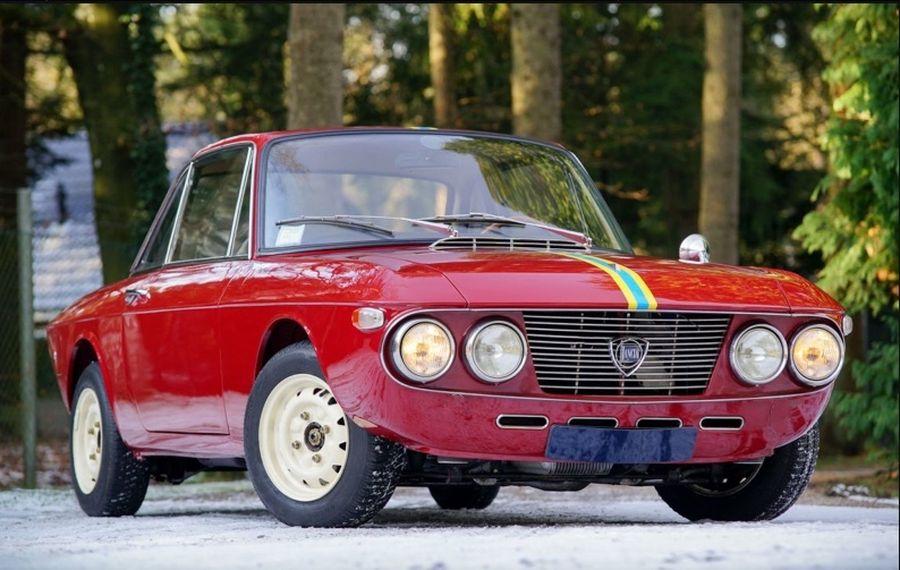 Rent Lancia Fulvia 1.3 S Rallye