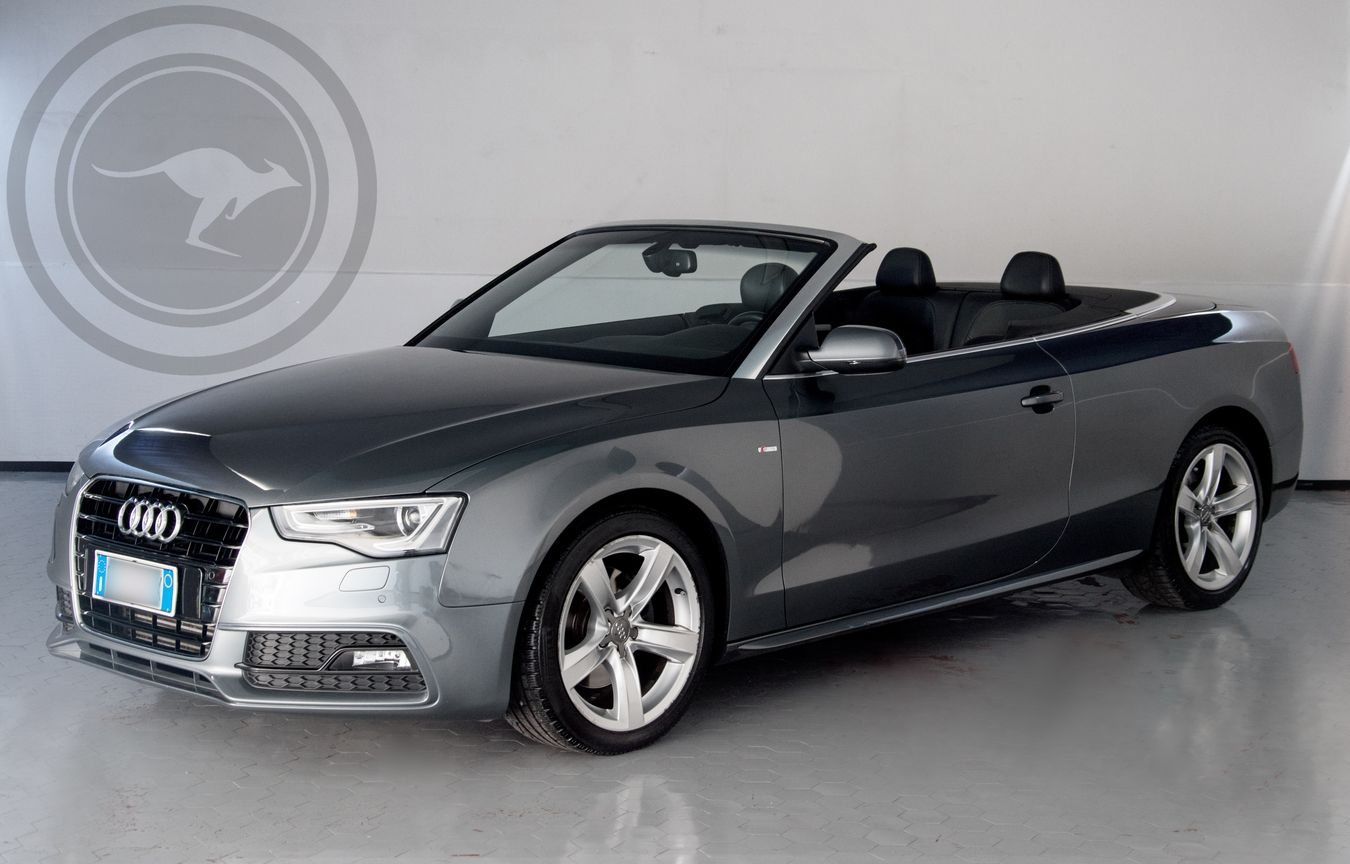 rent audi a5 cabriolet s line. Black Bedroom Furniture Sets. Home Design Ideas