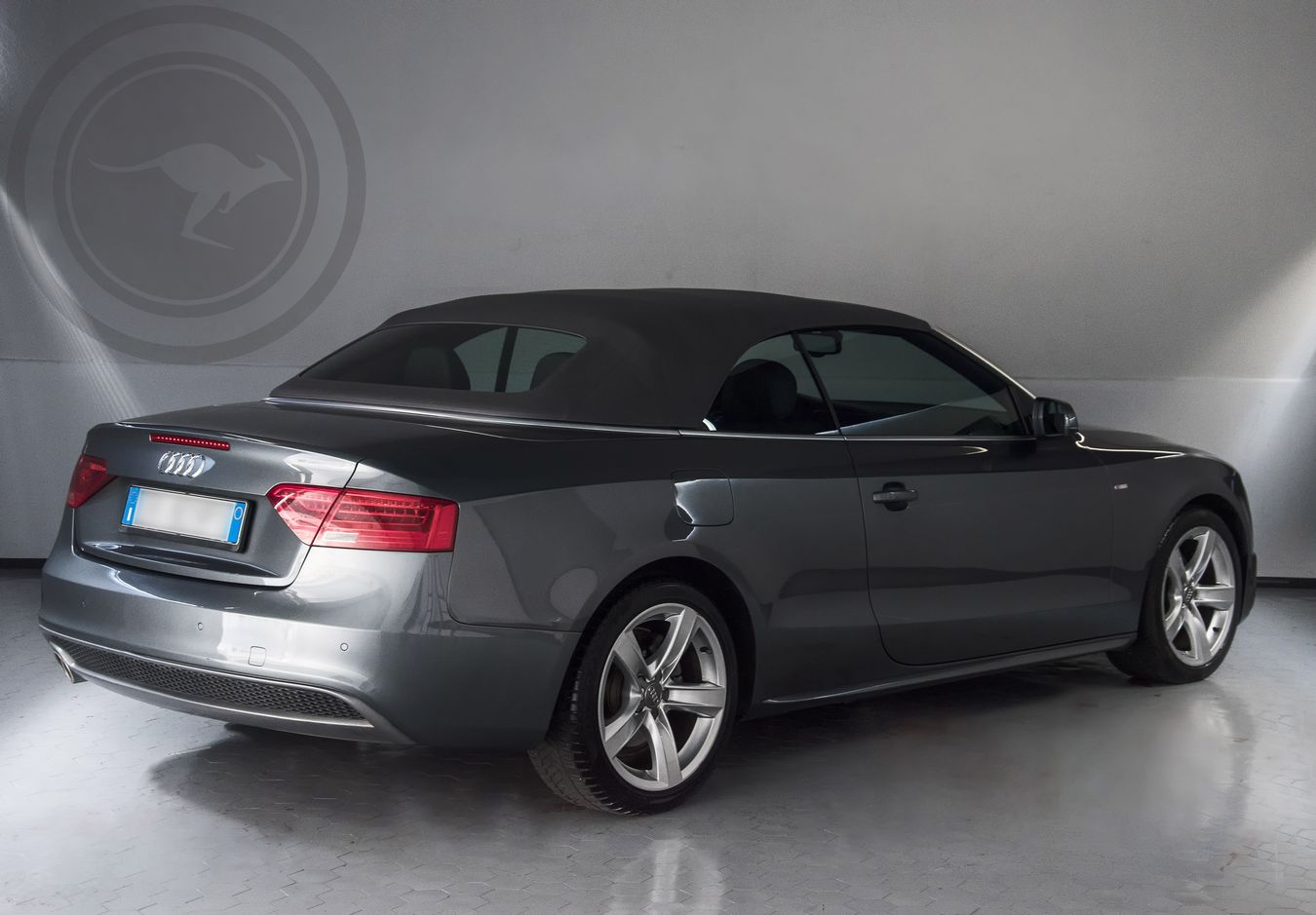 Rent Audi A5 Cabriolet S Line In Italy Or French Riviera Joey Rent