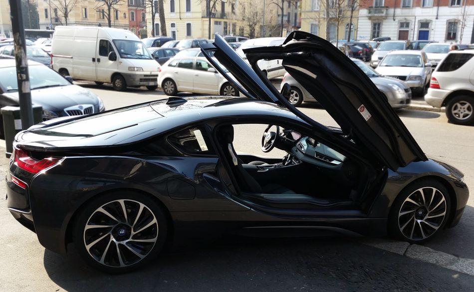 Rent Bmw I8 Hybrid