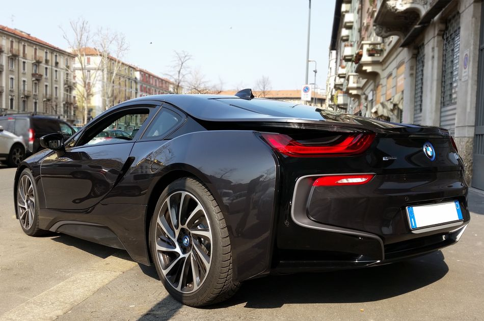 BMW I8 Rental >> Rent BMW i8 Hybrid in Italy or French Riviera - Joey Rent