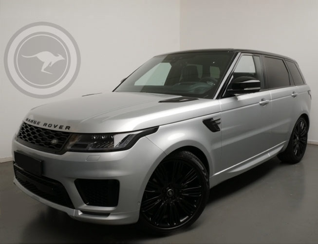 Rent Land Rover Range Rover Sport In Italy Or French