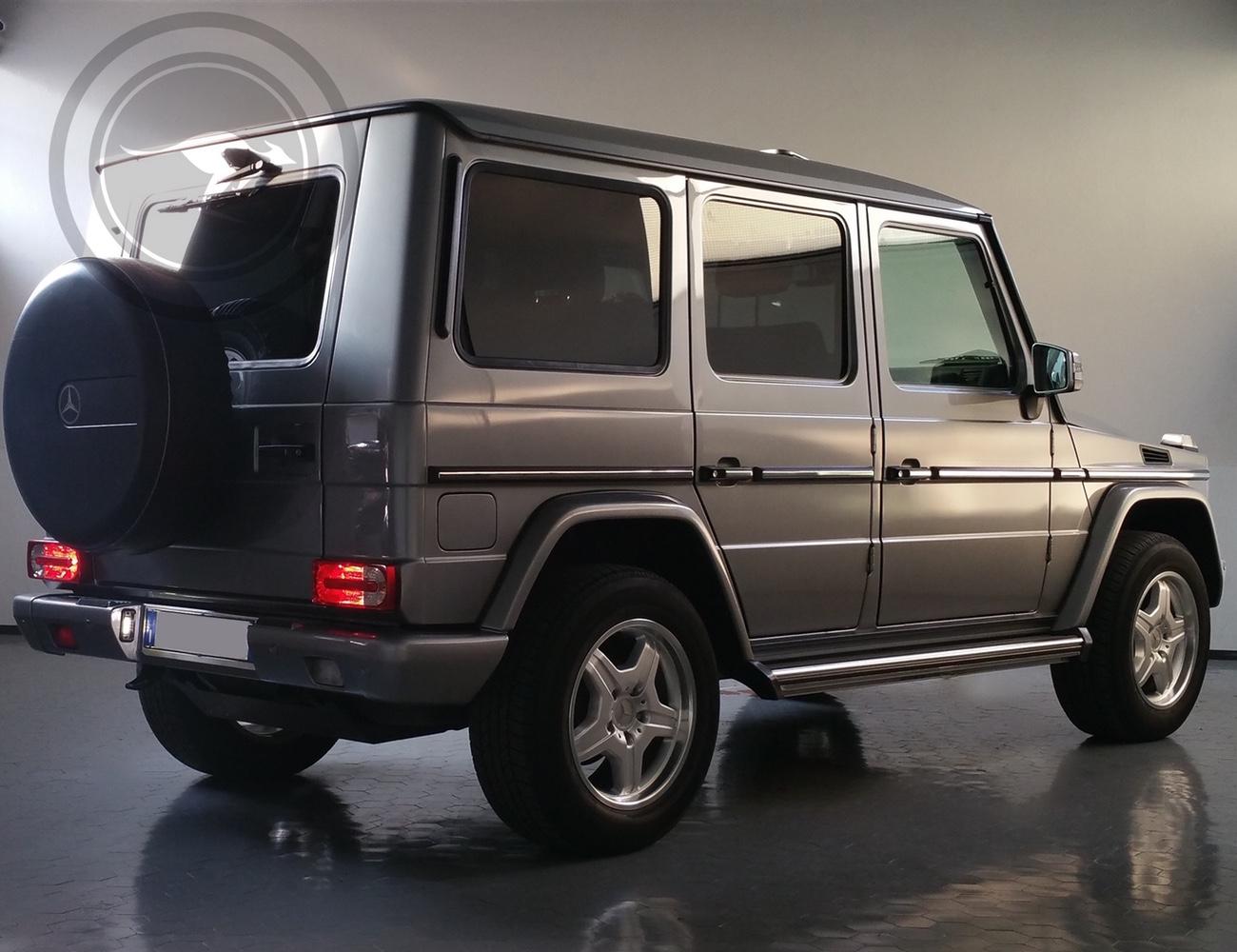 Rent Mercedes Benz G Wagon Sw Long