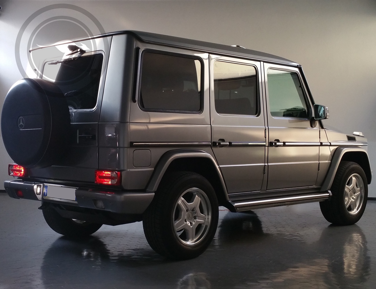 Rent Mercedes-Benz G Wagon SW Long in Italy or French ...