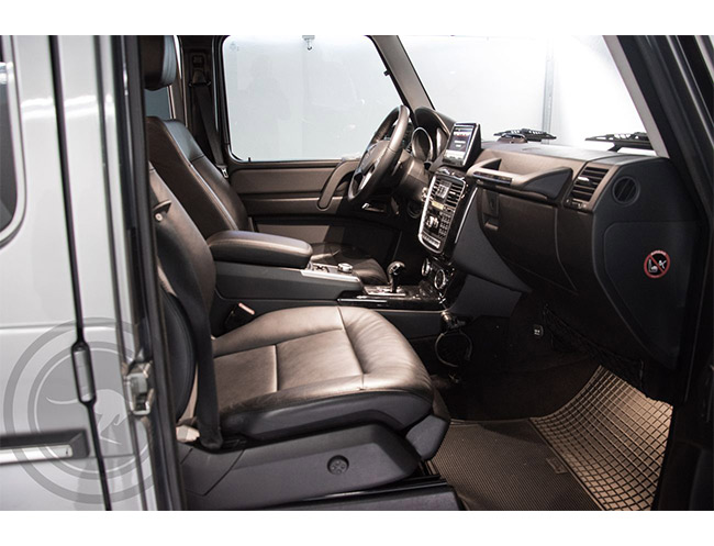 Rent a Mercedes-Benz G Wagon SW Long in Milan, Florence, Zurich, Como