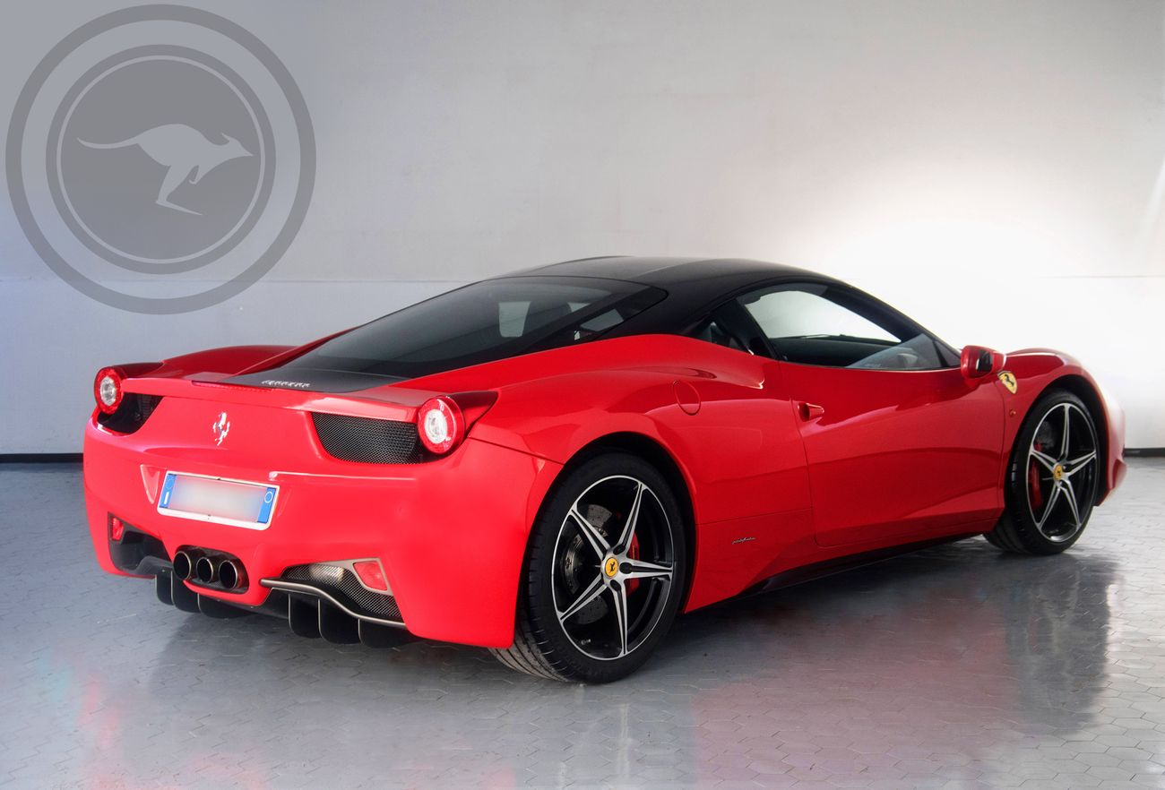 Rent Ferrari 458 Italia Red Black In Italy Or French Riviera Joey Rent