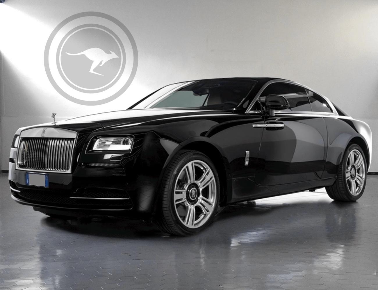 Rent a Rolls Royce Wraith in Milan, Florence, Zurich, Como
