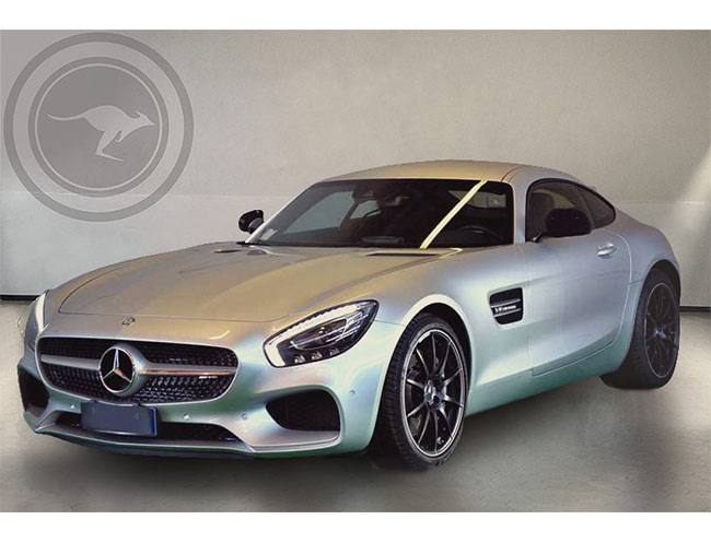 Rent a Mercedes-Benz AMG GT Coupé in Milan, Florence, Zurich, Como