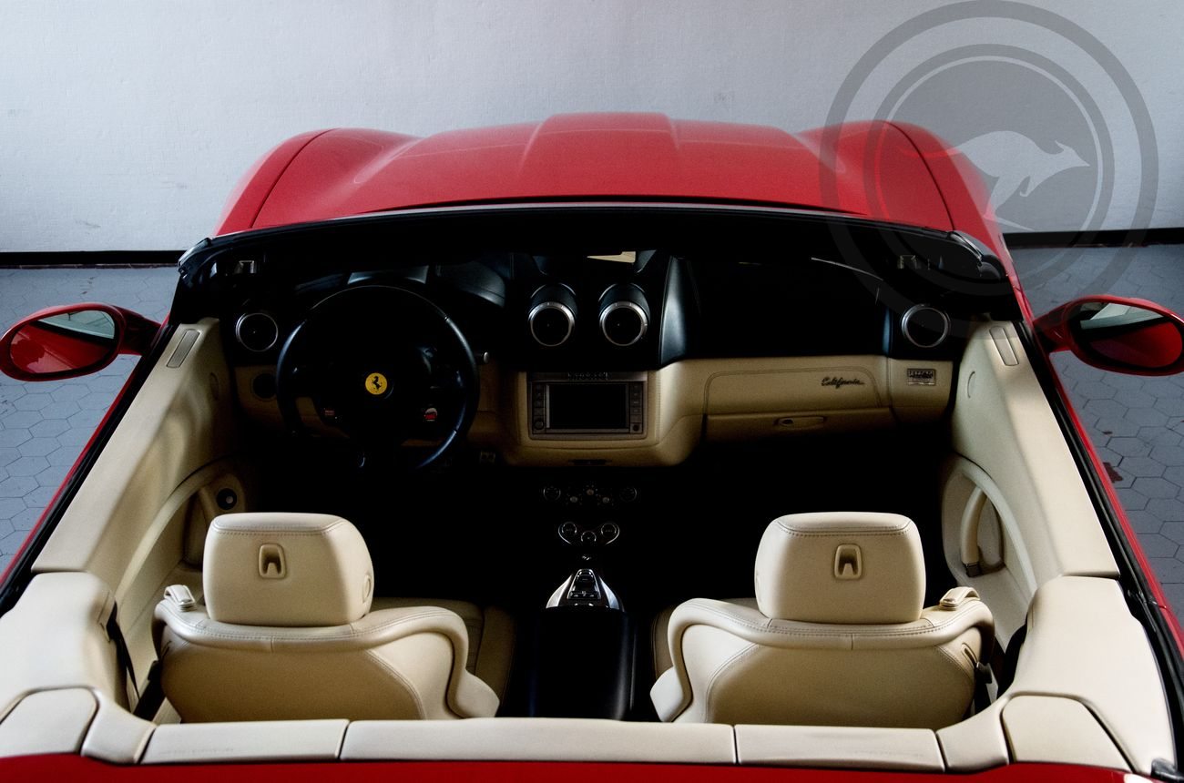 Rent Ferrari California DCT Cabrio in Italy or French ...