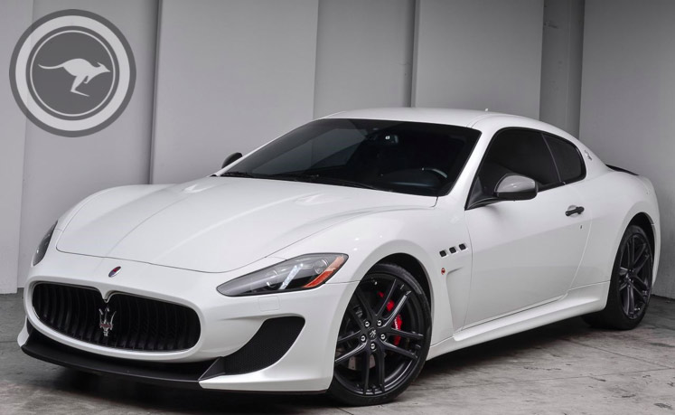 Rent a Maserati MC Stradale Limited Edition in Milan, Florence, Zurich, Como