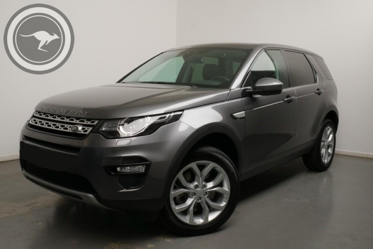 Rent a LAND ROVER DISCOVERY SPORT - 7 Seater in Milan, Florence, Zurich, Como